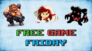 Paladins, Momodora 1 & 2, Overpowered - Free Game Friday