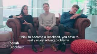 ING Banktalk - Blackbelts