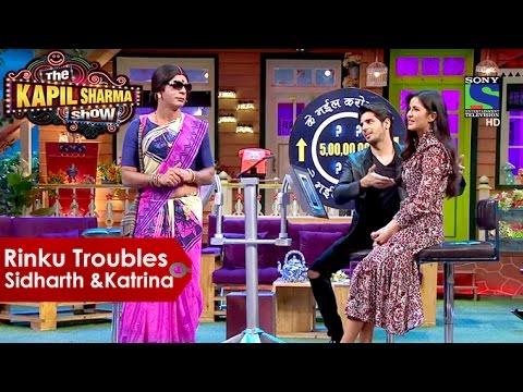 Xxx Mp4 Rinku Bhabhi Interviews Siddharth Malhotra And Katrina Kaif The Kapil Sharma Show 3gp Sex