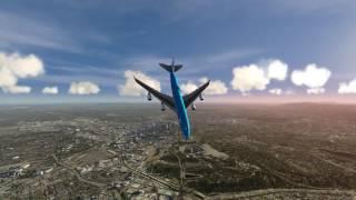KLM 747-400 Crash Los Angeles