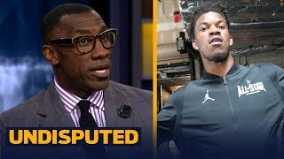 Skip and Shannon on reports Butler wants trade to Clippers, not LeBron's Lakers | NBA | UNDISPUTED