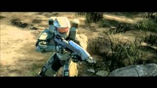 Halo 4 Lost in the Echo (Linkin Park)