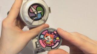 Yo-Kai Watch Season 1 Watch - Toy Review