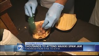 SPAM JAM Festival to take over Waikiki later this month