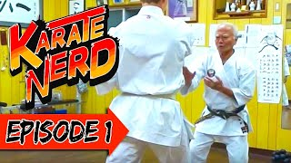 KARATE NERD IN OKINAWA — Jesse Enkamp | Episode 1/8