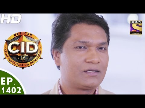 CID - सी आई डी - Statue - Episode 1402 - 15th January, 2017