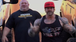 Good Times With Rich Piana & Scot Mendelson - Rest In Peace Rich