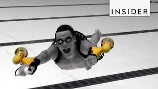 This Underwater Jet Pack Helps You Swim Like an Olympian