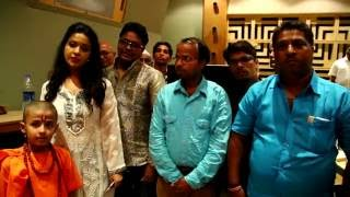Vishwa Vidhata Shreepad Vallabh - Marathi Feature Film Song Sung By Mrs. Amruta Devendra Fadnavis