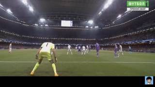 Incredible shoot CASEMIRO Goal•FINAL UCL 04-06-2017