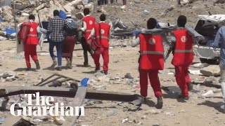 Mogadishu suicide bomb leaves many dead in Somali capital
