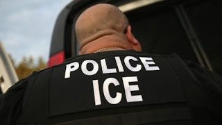 Who is a target for deportation?