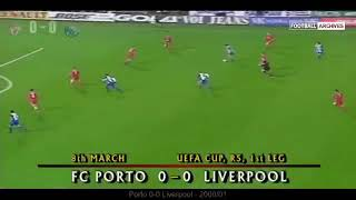 Liverpool vs Porto 7:2 | All goals & Highlights | 2001 - 2007 | English Commentary!