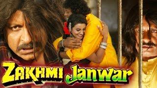 Zakhmi Janwar I Hindi Dubbed Movie | Nostalgic Love Story | Full HD