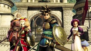 Dragon Quest Heroes Gameplay Walkthrough Part 1 (PC) Slime Edition