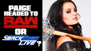 STORYLINE PLANS FOR PAIGE'S RETURN! Going in Raw Daily 9/22/17
