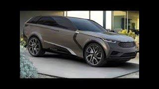 أقوى تحدى لسيارة رينج روفر و bmw X7  2018 بالتقنيات التكنولوجيا
