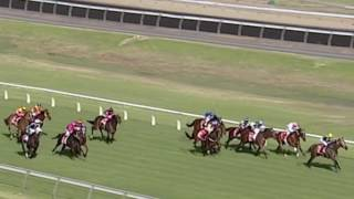 Australia: Jockey Charges At Other Horses While Girlfriend Wins Race