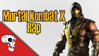 MORTAL KOMBAT X Rap by JT Machinima and Rockit Gaming -