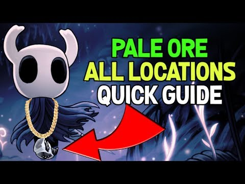 Xxx Mp4 Hollow Knight Pale Ore Location Guide For Nail Weapon Upgrades 3gp Sex