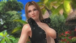 Dead or Alive 5: Last Round - Tina Private Paradise Showstoppers Costume DLC - PS4 1080p