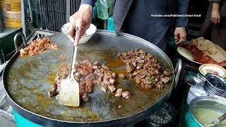 kaleji | liver fry | Street food of Peshawar | liver fry street food | Pakistani Street Food
