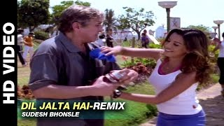 Dil Jalta Hai (Remix) - Joggers Park | Sudesh Bhonsle | Victor Bannerjee & Perizaad Zorabian