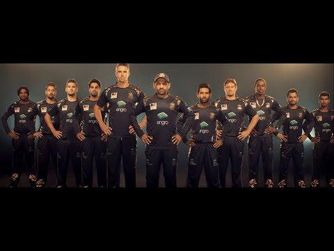 Agae Shaan Se Hum | Quetta Gladiators Official Anthem 2018 | Zordaar11 feat. Faakhir & Aima Baig