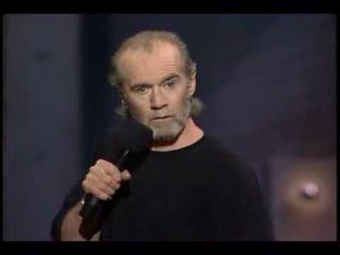 George Carlin Soft Language