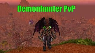 Demonhunter With Desi/Ilpilgrim Temple BG GLITCH!? (Legion 7.0.3)