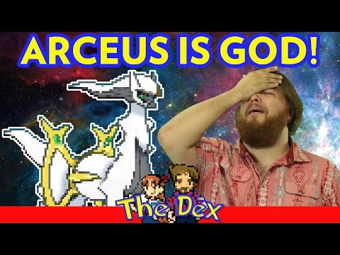 Xxx Mp4 Is Arceus THE GOD POKEMON The Dex Episode 93 3gp Sex