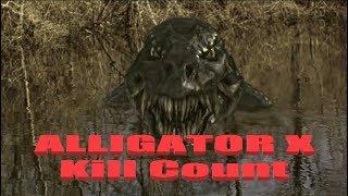 ALLIGATOR X: Kill Count