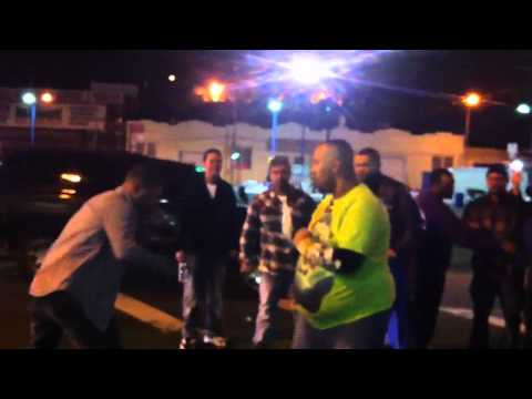 FIGHT OUTSIDE OF LUNAS 1 6 11