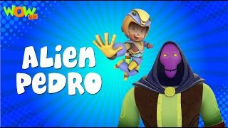 Alien Pedro - Vir: The Robot Boy WITH ENGLISH, SPANISH & FRENCH SUBTITLES
