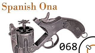 Small Arms of WWI Primer 068: Spanish Ona in British and Italian Service
