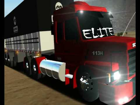 SCANIA 113H ESCAPE DIRETO E PENTE NA TURBINA SOUND HAULIN