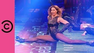 Laverne Cox Slays As Beyonce | Lip Sync Battle