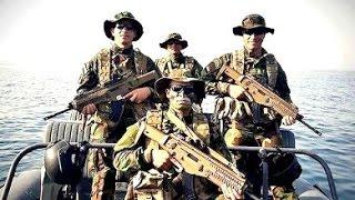 الفيديو الذى ارعب اسرائيل - فرقة الجحيم - اقوي فرقه مقاتله في العالم فرقة السيل المصرية