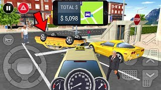 Taxi Game 2 #11 - Car Driving Simulator! Accident! - Android gameplay