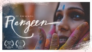 Free People Presents Rangeen ft. Freida Pinto