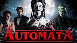 AUTOMATA Teaser Trailer (2018) Gothic Horror / Thriller HD