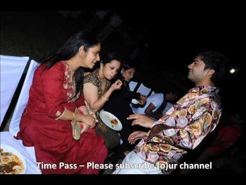 Simbu Unseen Videos  Simbu Rare videos Simbu with actress simbu night party