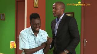 Kamba Comedy TV / Ming'ang'auko - Mututia niwathayuuka