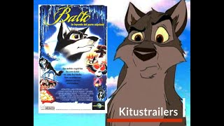 Balto Trailer (Castellano)
