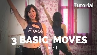 Episode 1- Learn 3 basic club dance moves || with Runjhun Gupta || on Business World
