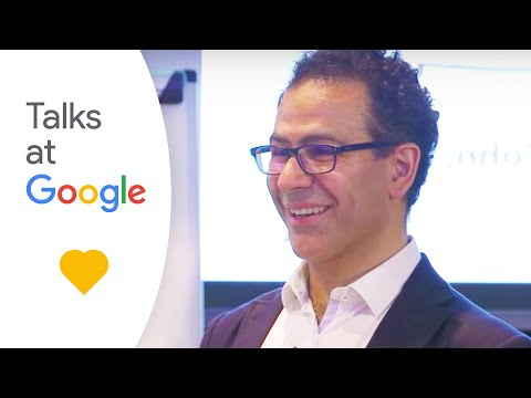Nadim Saad The Working Parents Guide To Raising Happy and Confident Children Talks at Google