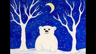 Чому ведмідь взимку спить 🐻 Ukrainian song
