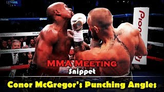 MMA Meeting Snippet: Conor McGregor