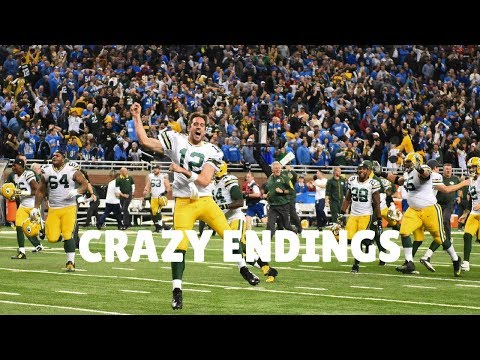 Crazy Endings NFL