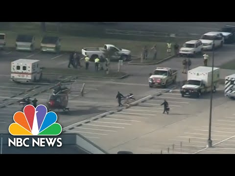 Santa Fe High School Shooting In Texas: Multiple Deaths Reported | NBC News